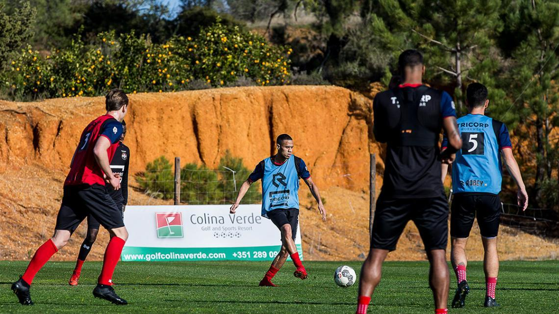 football camps in the algarve