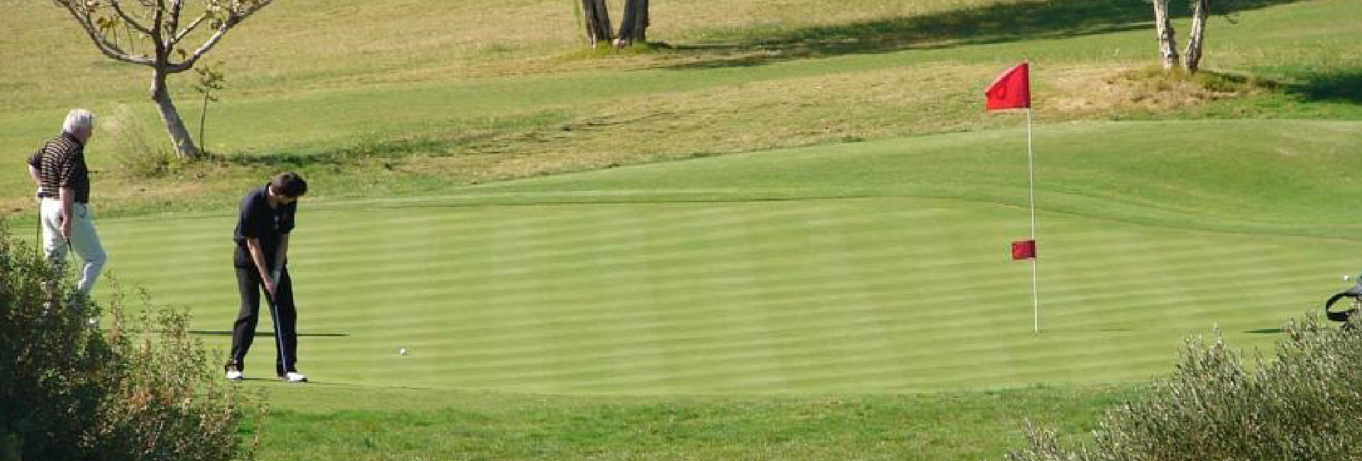 Playing Golf In the Algarve Portugal