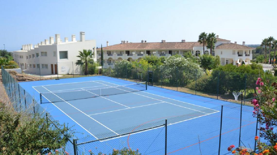 Tennis Court Portugal