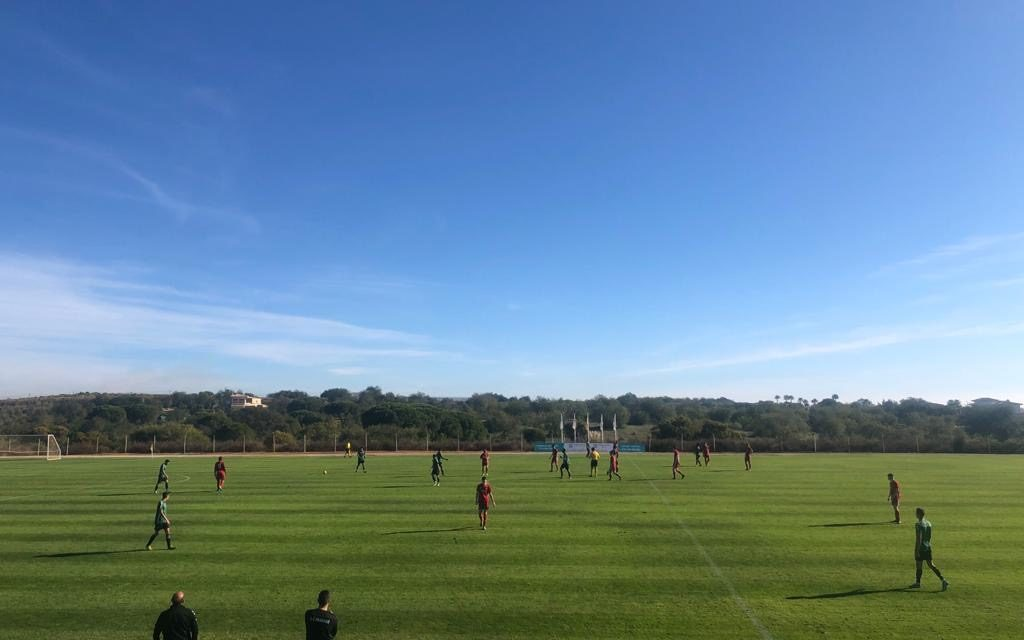 Football Match Algarve